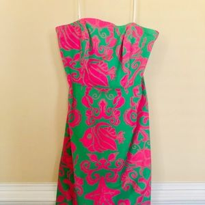 Lilly Pulitzer Dresses - Lilly Pulitzer Dress Size 4/6
